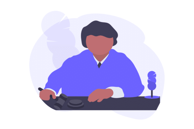 judge icon - My Tenant Is Threatening To Sue