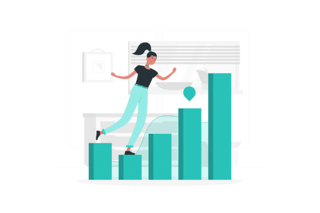 Illustration about good accountings bringing good returns