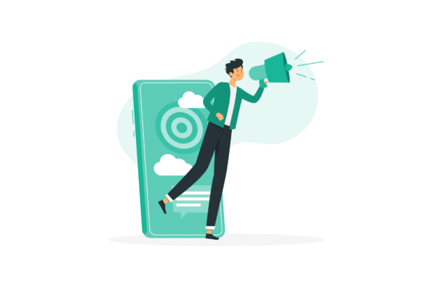 Illustration about defining a target for your property's market