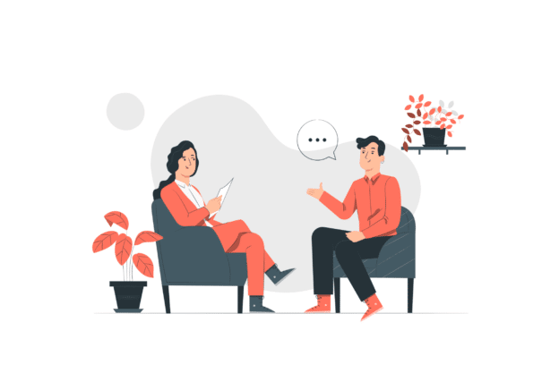 Illustration about good relations between the tenants and the owners