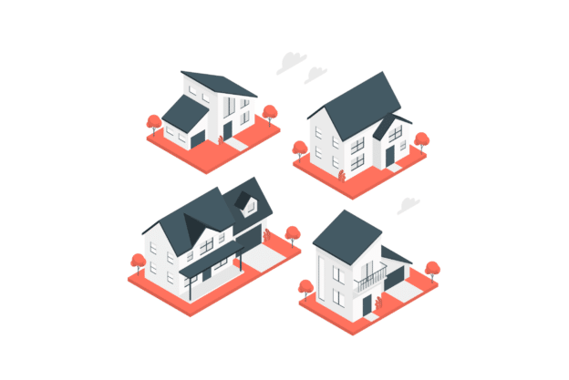 Illustration about group houses and how to manage them